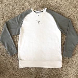 Men's Nike Swingman Therma-Fit Pullover size L